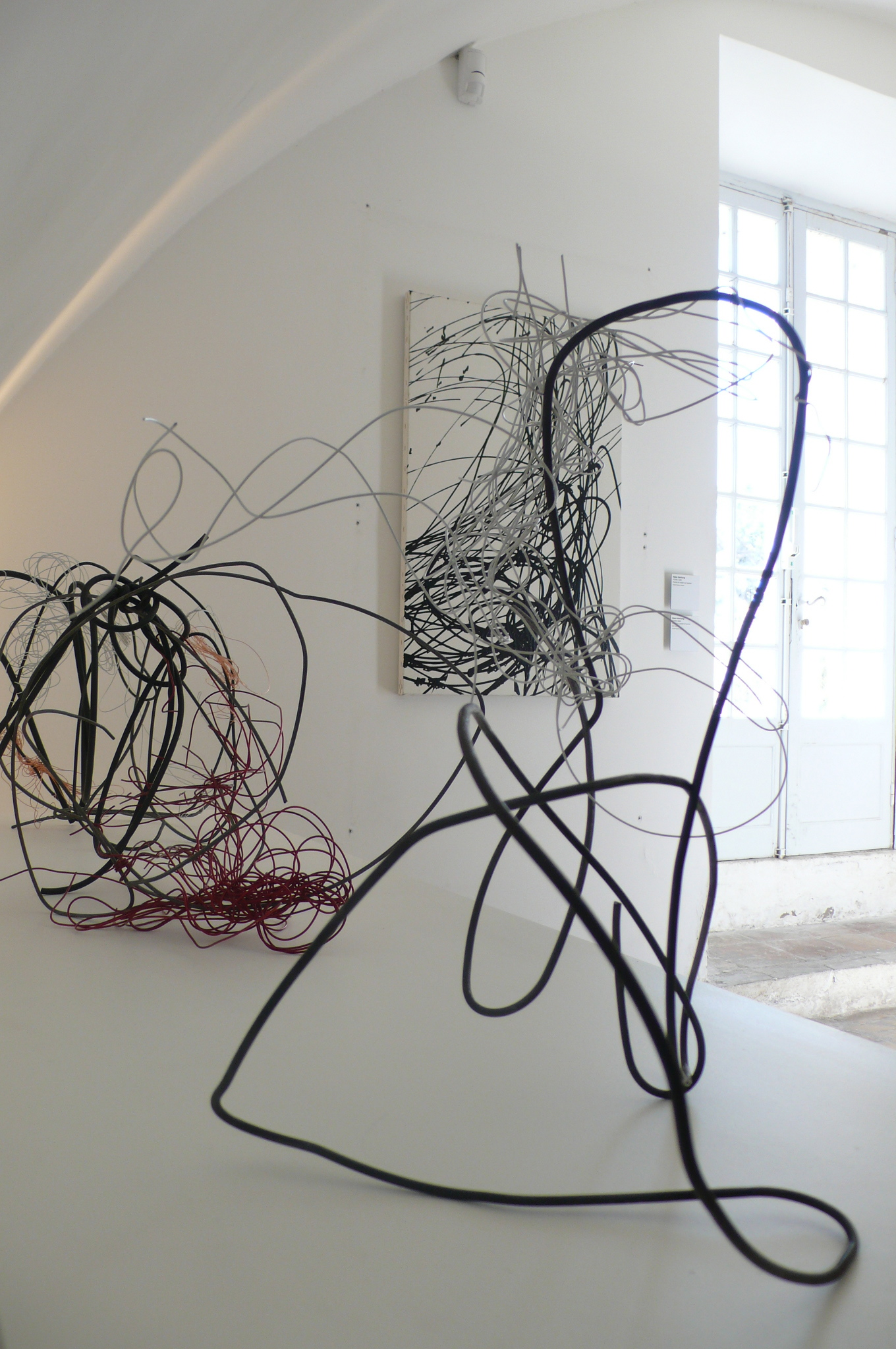 """Kirili-Hartung"", Musée Picasso, Antibes, 2012"