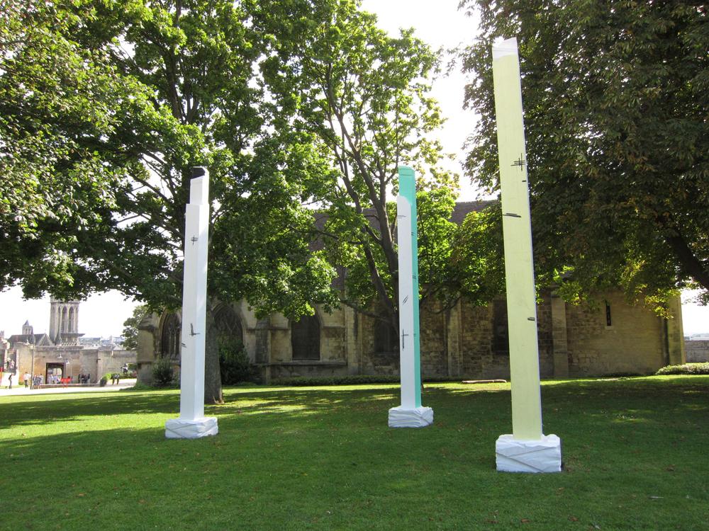 """Geste de Résistance"", Musée de Caen, 2011"