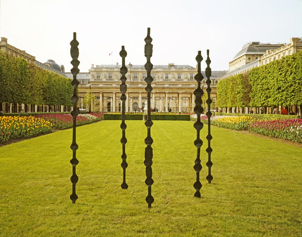 Segou, Jardin du Palais-Royal, 2005