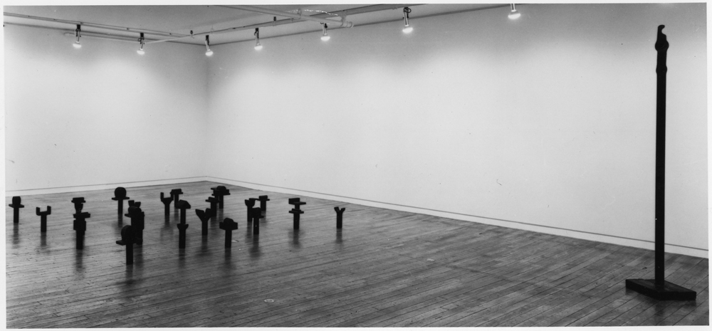 Sonnabend Gallery, New York, 1978