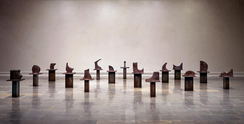 IVAM Institut Valencià d'Art Modern, Valencià, 2003