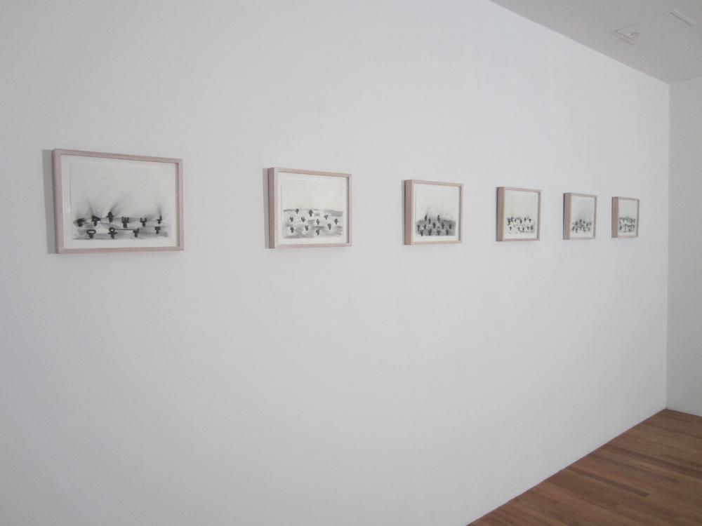 Akira Ikeda Gallery, New York, 2012