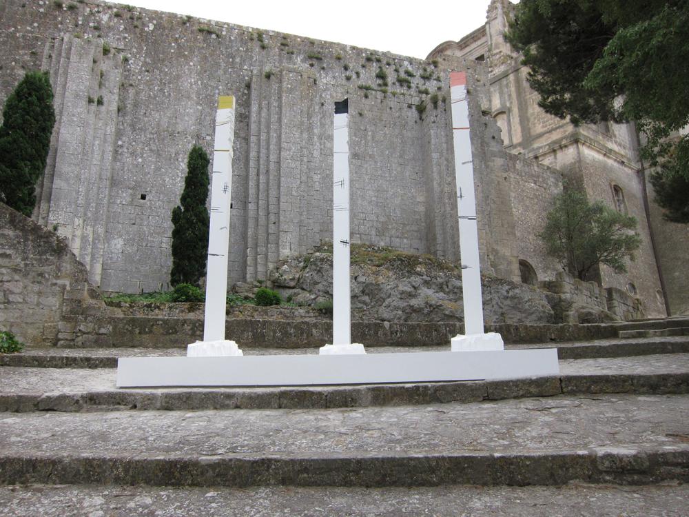 Abbaye de Montmajour, Arles, 2011