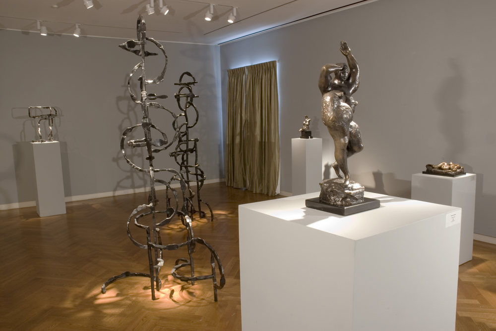 Salander O'Reilly Gallery, New York, 2007