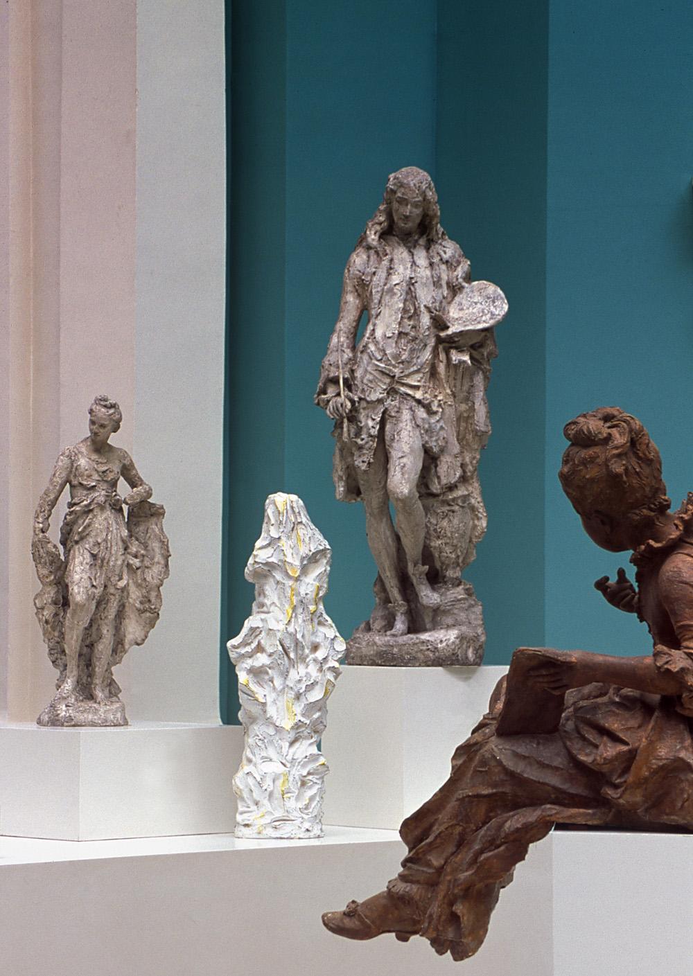 Kirili & Carpeaux, the Musee des Beaux-Arts, Valenciennes, 2002