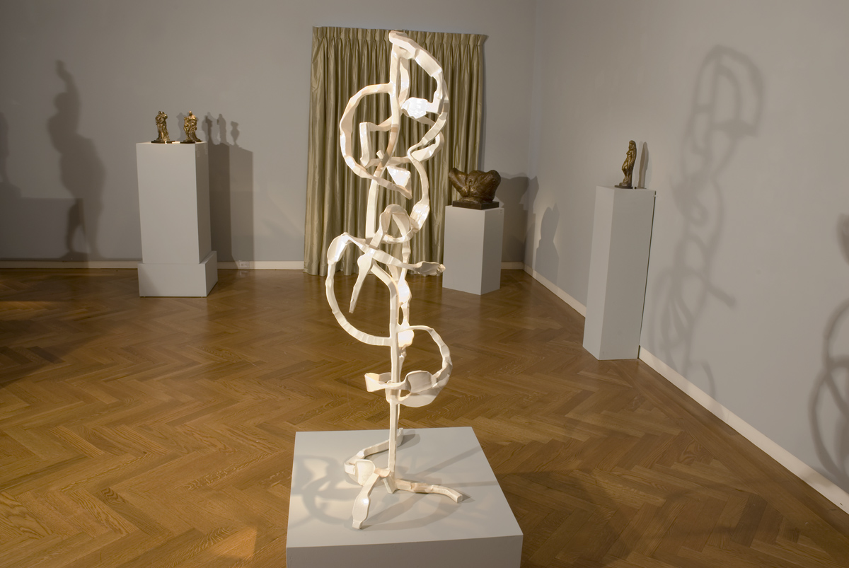 "Exhibition ""Kirili-Lachaise"", Salander-O'Reilly galleries, New York, 2007"