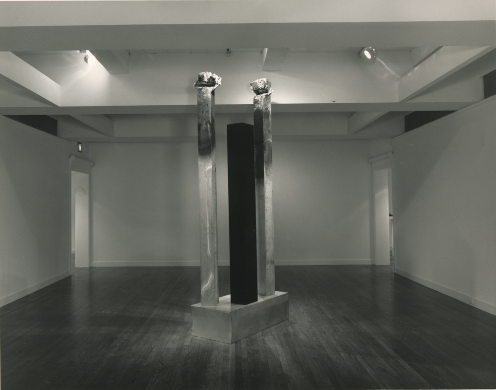 1987_AK_Rediscovered Kings_aluminium forge et peint_113x46x21''_287x117x53,3cm_vue exposition Holly Solomon Gallery_NY_©Adam Reich.jpg