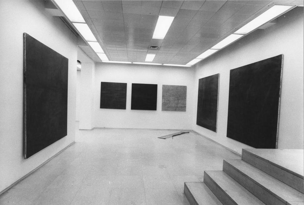 Sonnabend Gallery, Paris, 1972