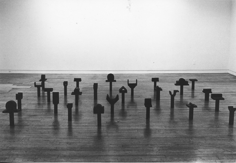 Commandement, Musée Ludwig, Germany, 1980