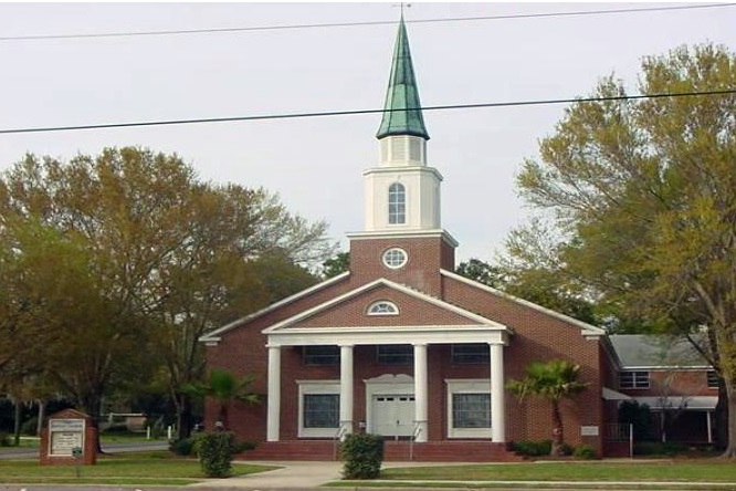 First Baptist, St. Marys - 102 West Weed Street,St. Marys, GA 31558Church phone: (912) 882-4250