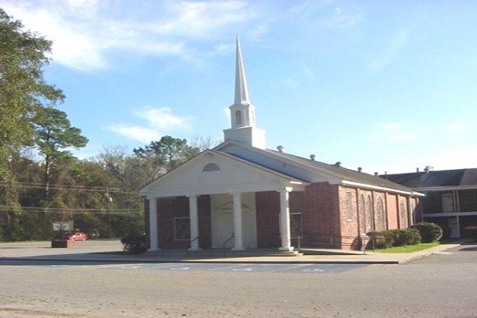 Pine Ridge Baptist - Pastor: Jerry Johns15 Nimitz Drive, Brunswick, GA 31520Church phone - (912) 265-2228