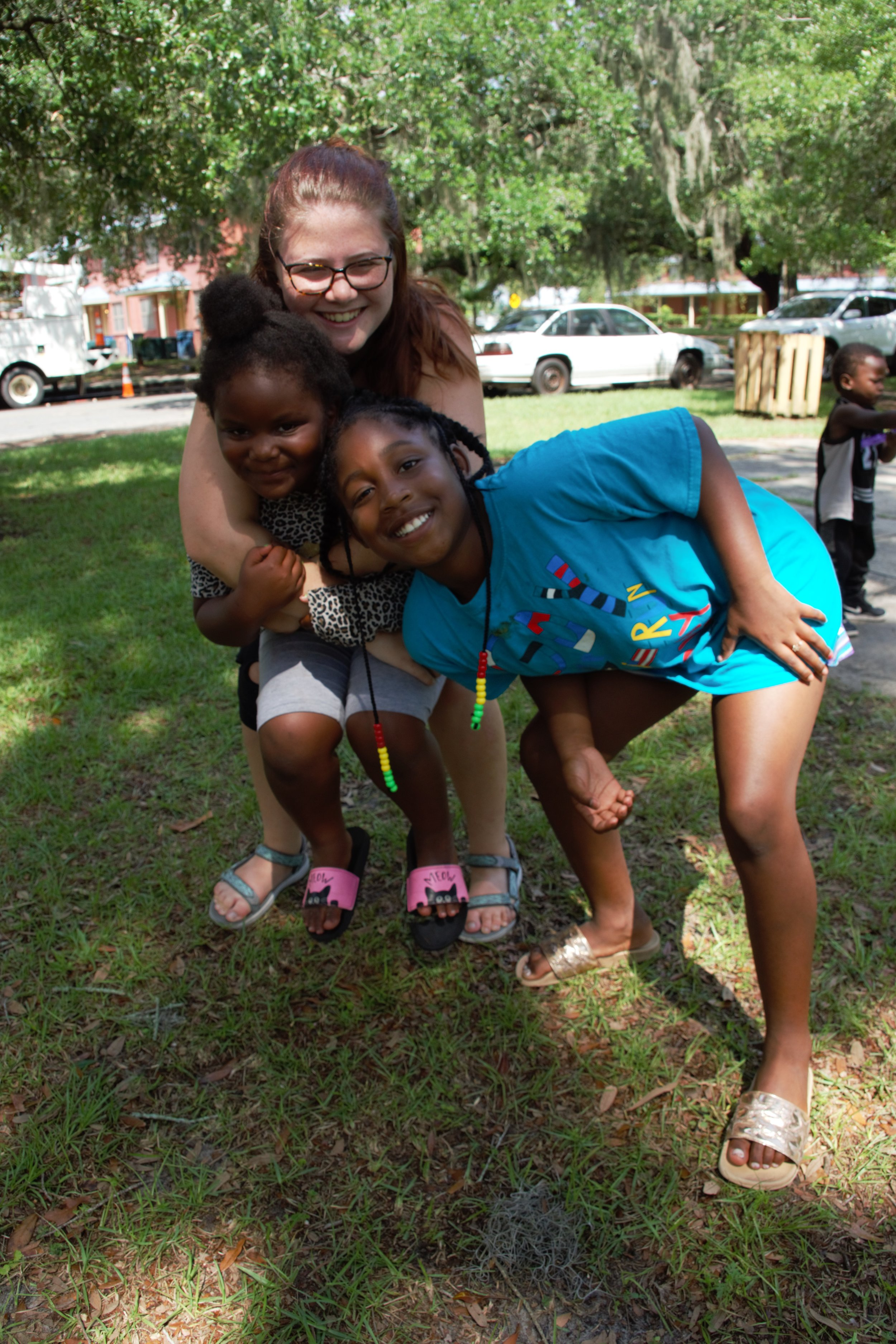 Golden Isles Ministries   Click here to see pictures of our summer fun