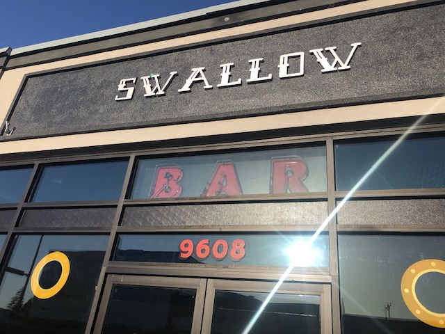 Welcome Swallow! - Check out White Center's newest bar, Swallow, with its sailor-themed decor. Dance parties Friday & Saturday night. Ahoy matey!