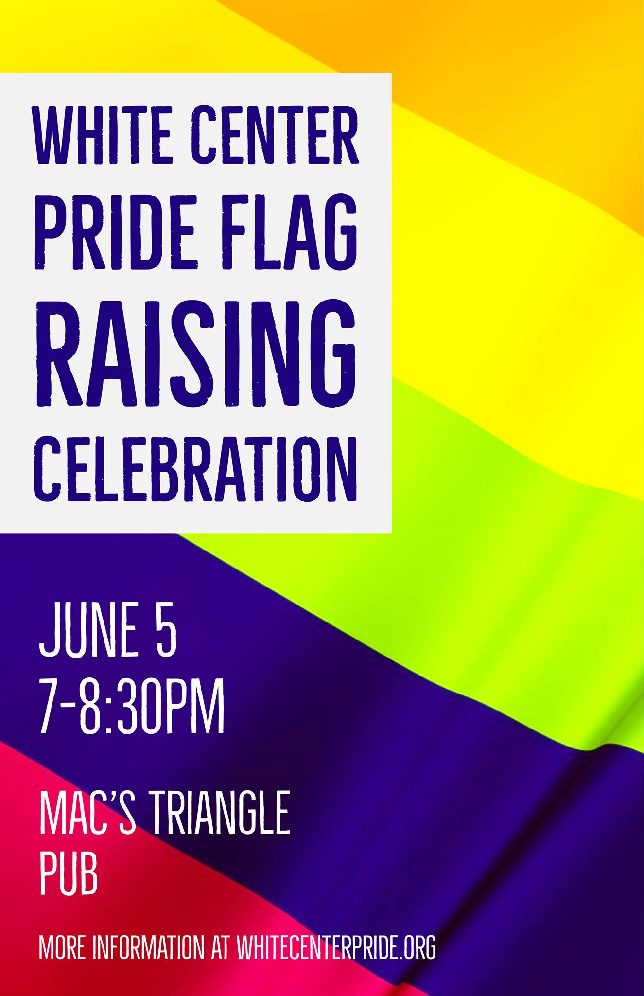 Come raise the flag! - Entertainment, speakers, and refreshments..then head to Southgate Roller Rink for Pride Skate!
