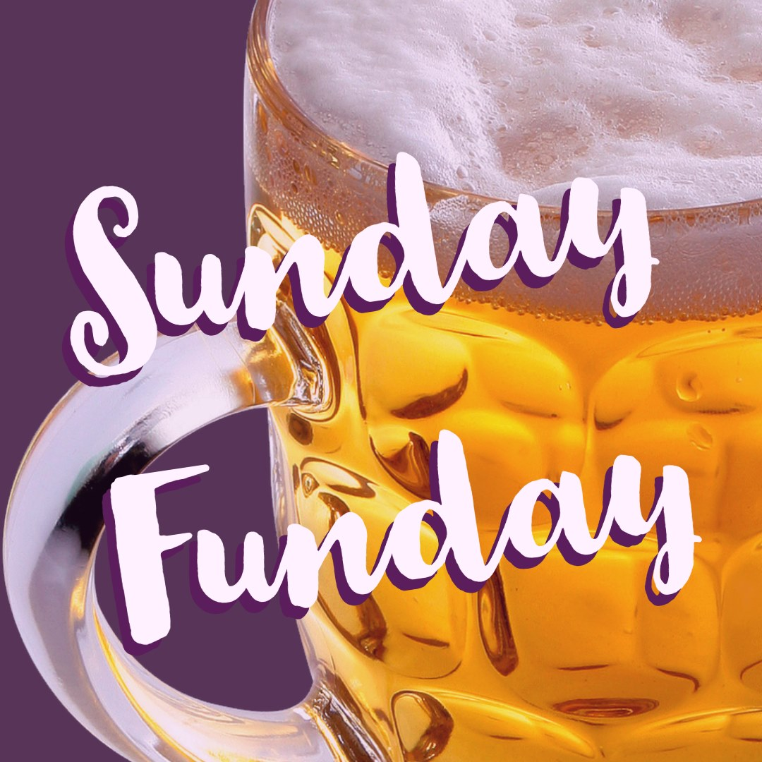 Sunday Funday PRIDE Fair - Featuring LGBTQ+ friendly vendors, food, & beer Sunday, June 9th from 12-4pm at Future Primitive Brewery! Check out the Facebook invite!