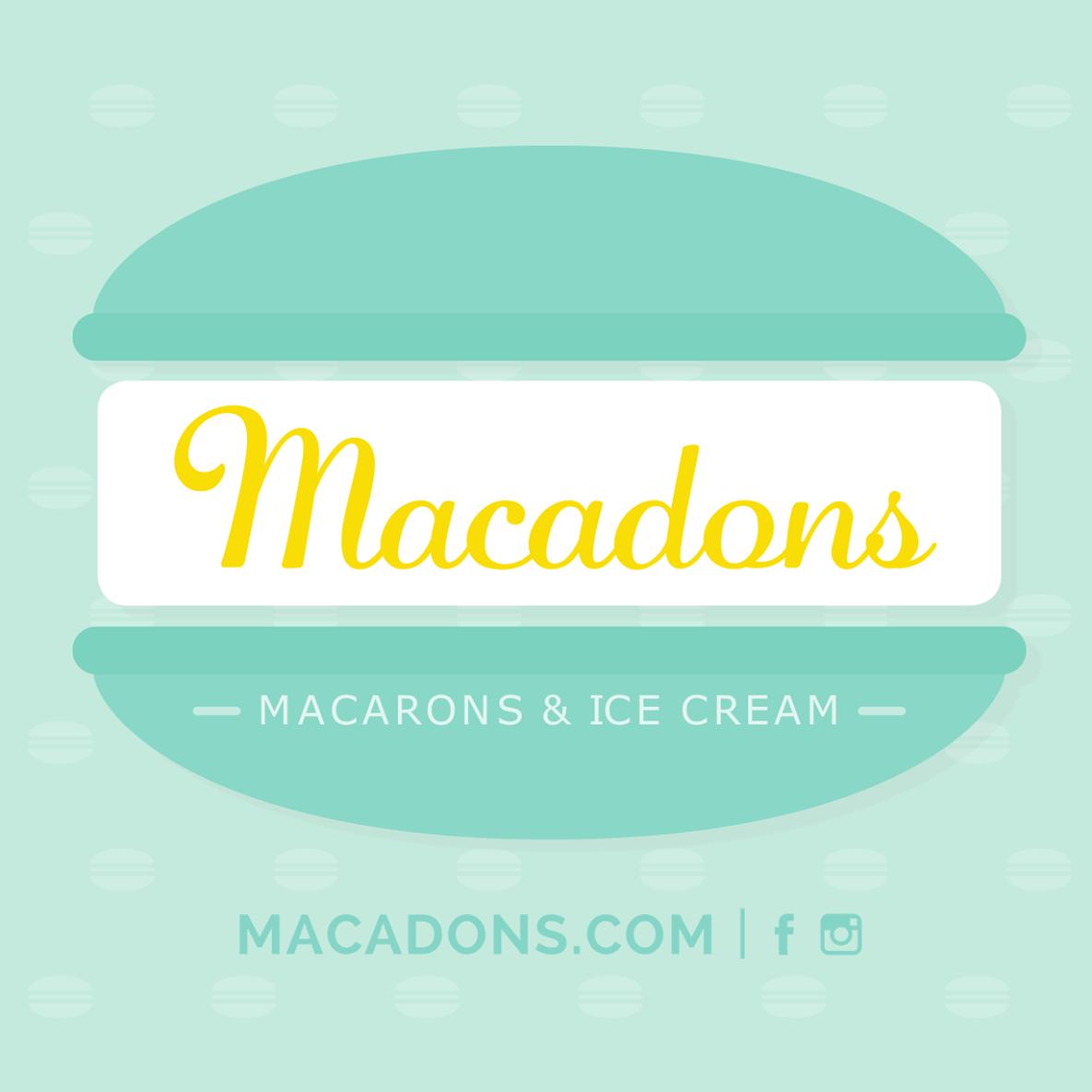 Macadons - Raffle donator & delicious Macarons