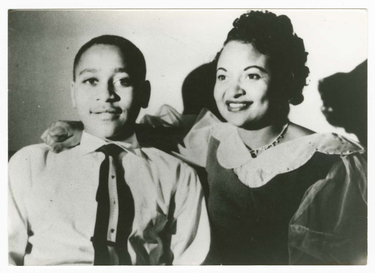 Emmett Till's death and the courage of his mother, Mamie Till, fueled the the growth of the Civil Rights movement.