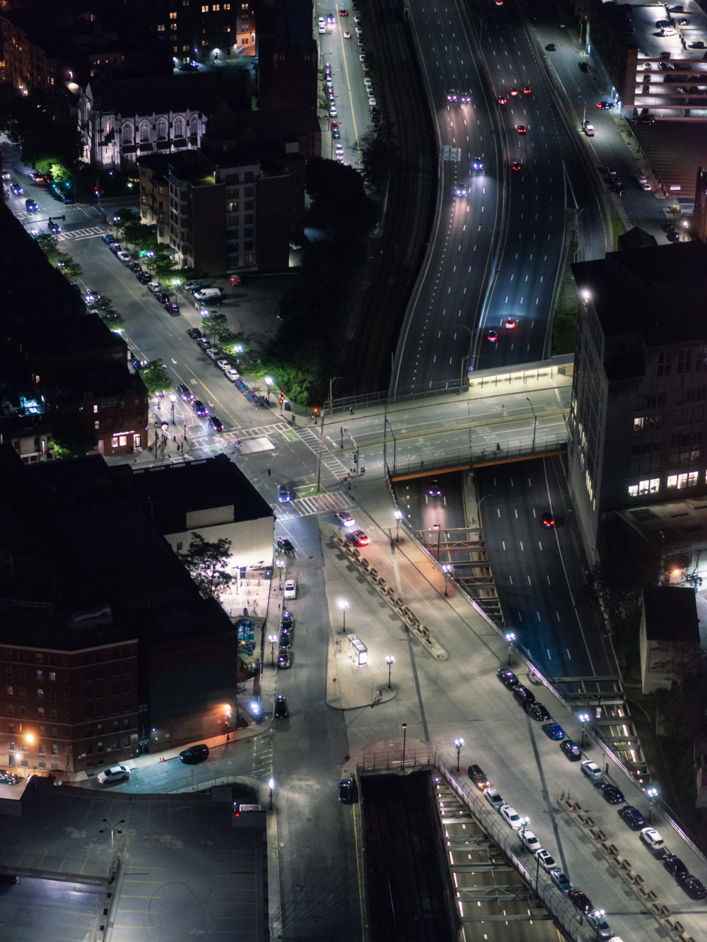 Boston, Massachusetts Turnpike, Interstate 90
