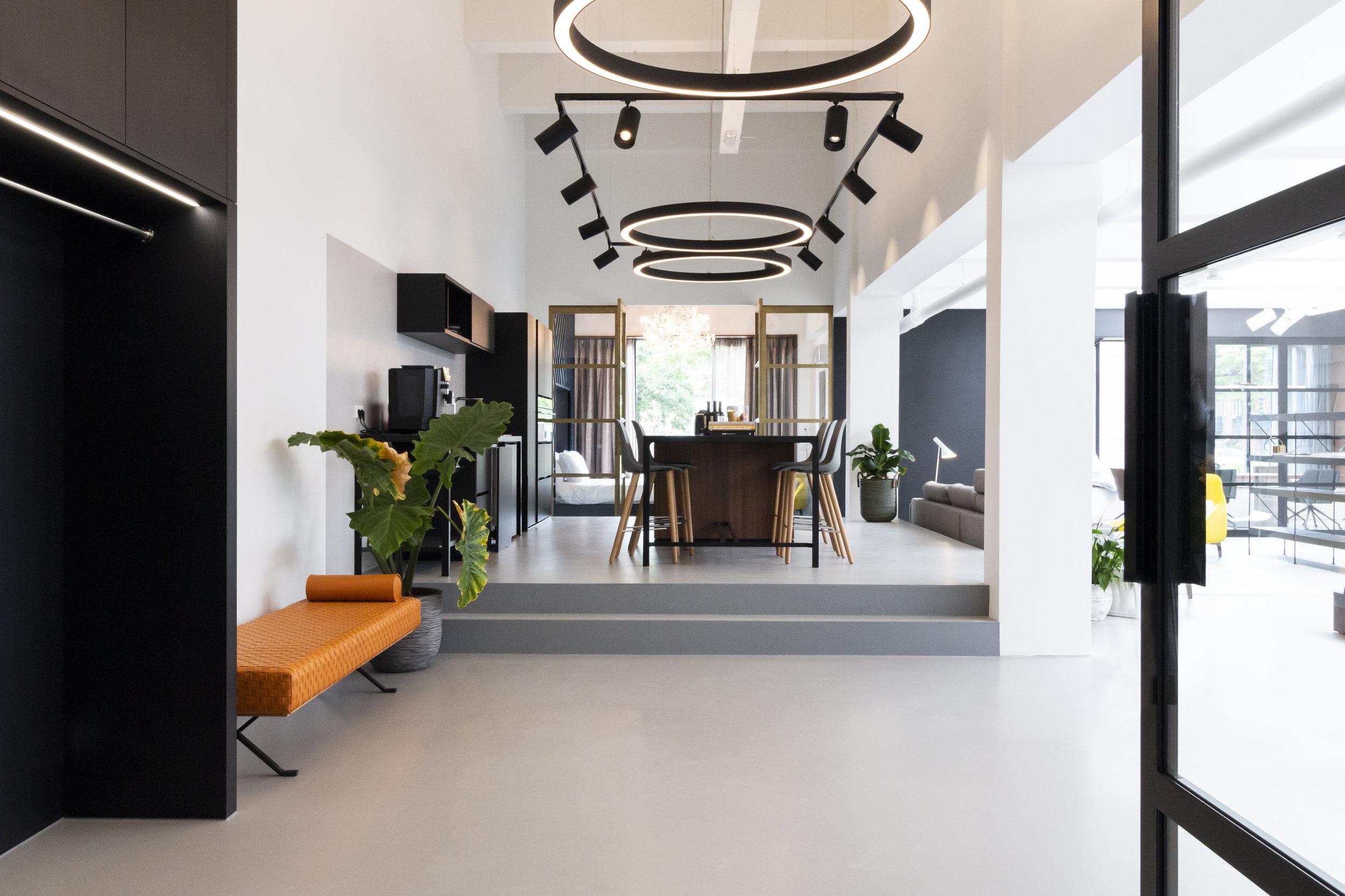 Senso Concept Gallery, Rotterdam