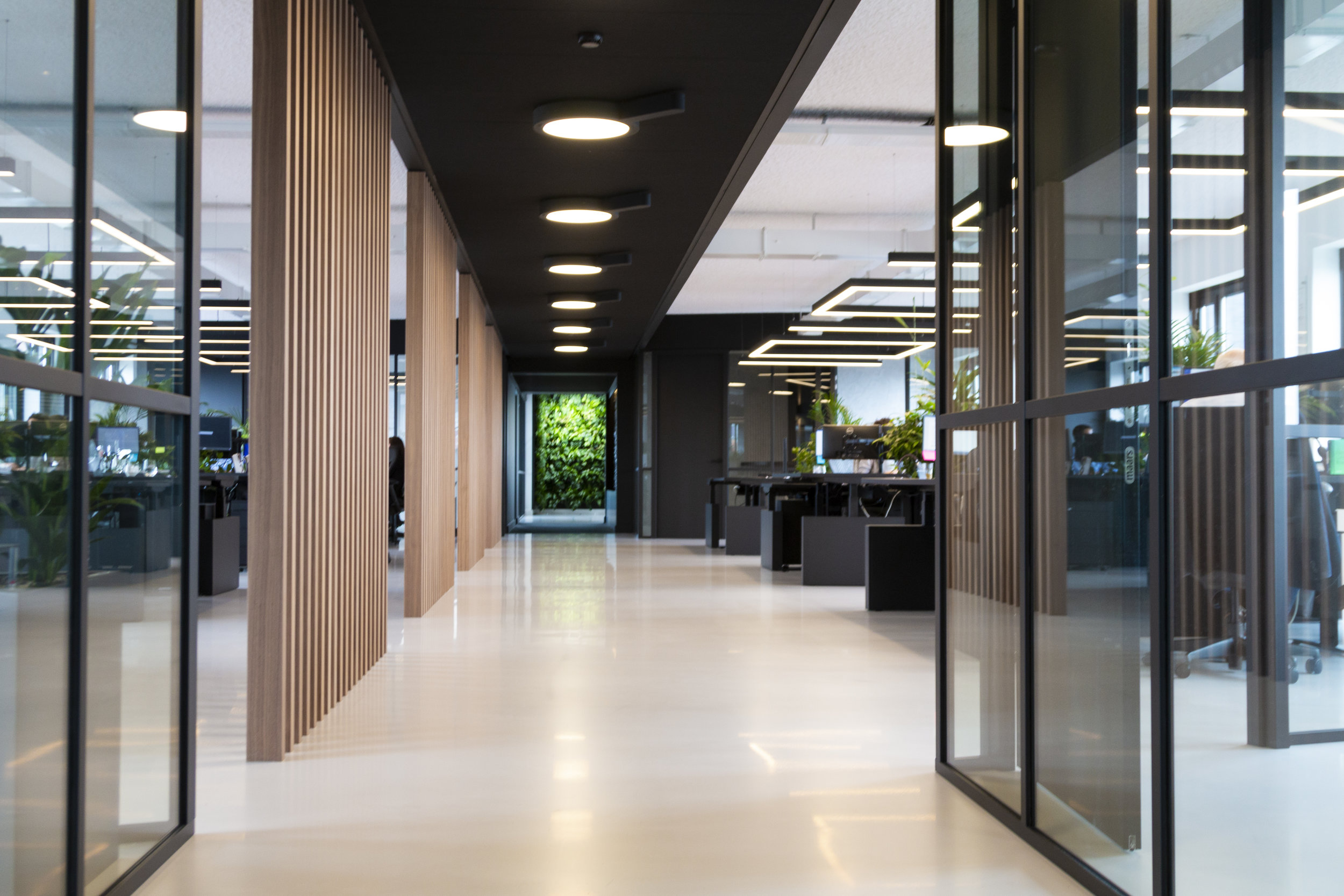 Iclicks Office, Lelystad