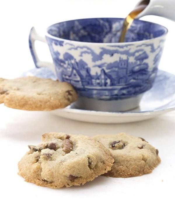 Low Carb Butter Pecan Cookies →