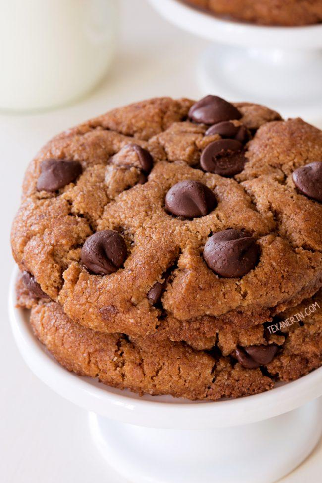 Perfect Paleo Chocolate Chip Cookies