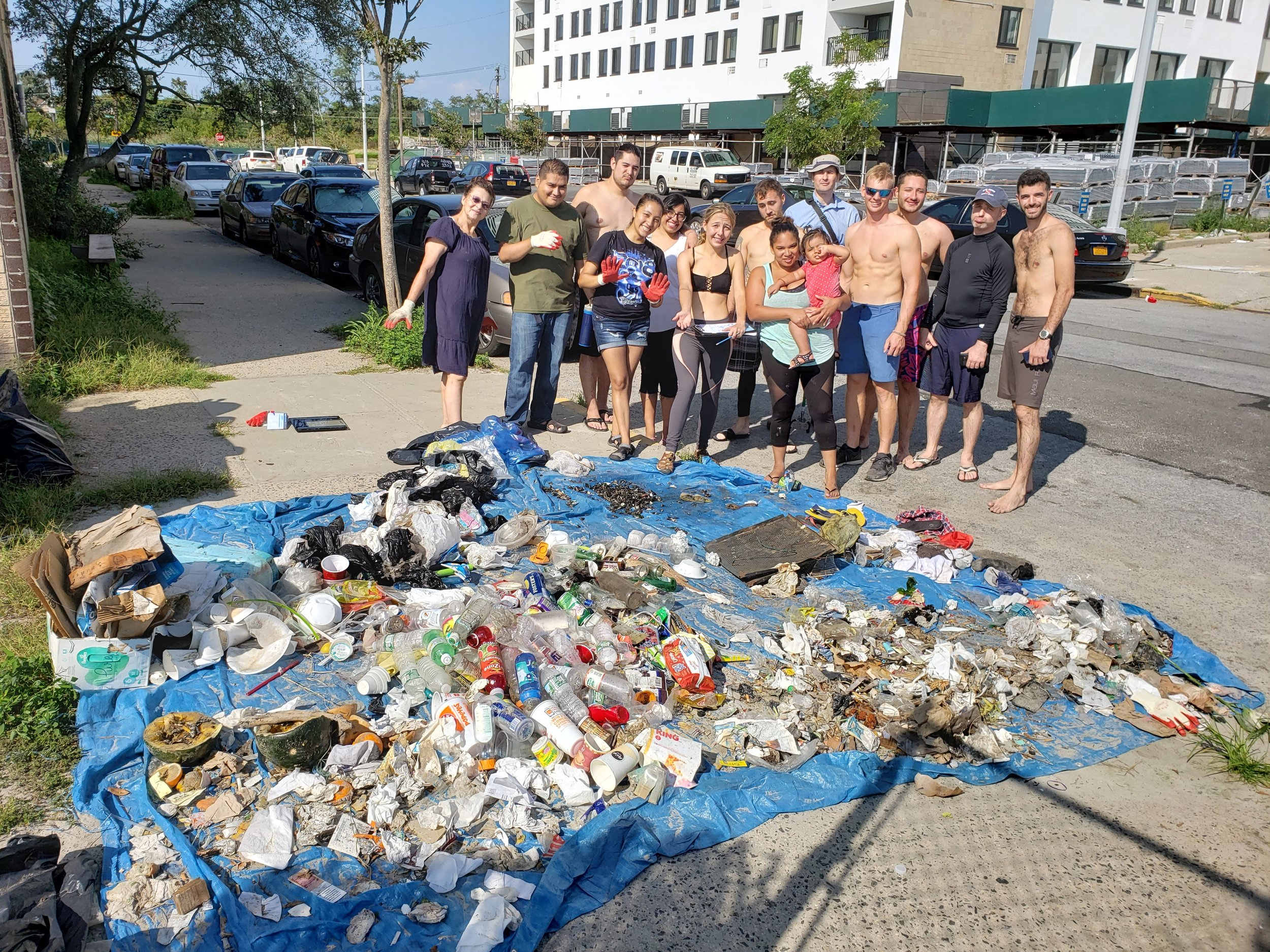 The next cleanup is Saturday, July 27th