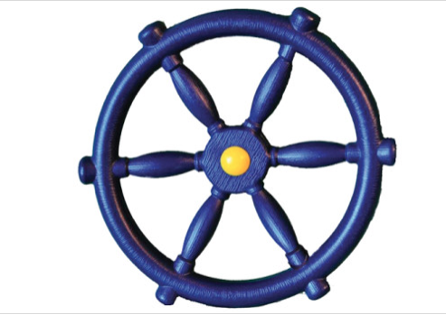 """Ship's Wheel- 12"""""""