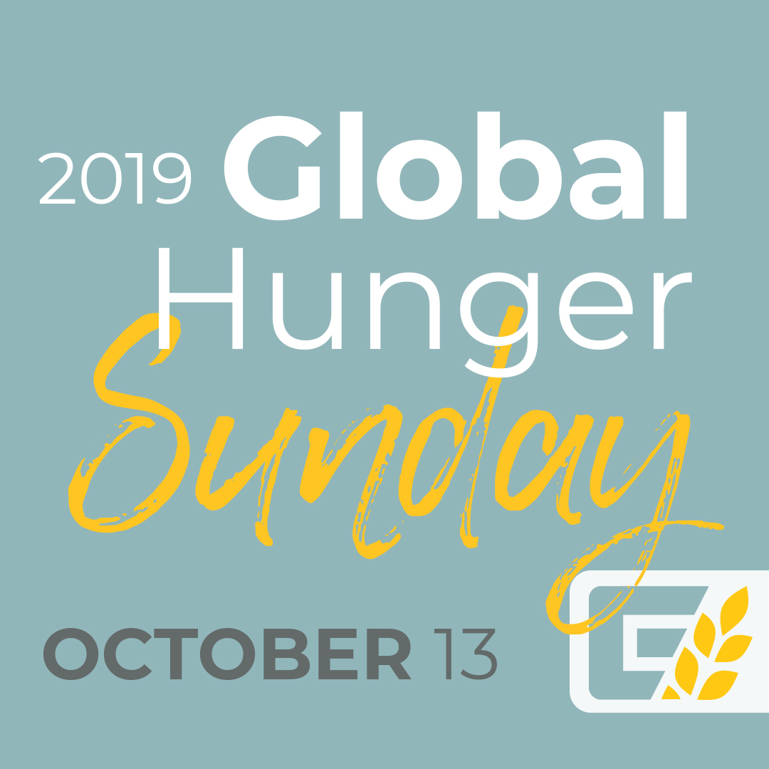 #GlobalHungerSunday is about more than just a a trendy social media image.  Lives-- souls-- are at stake.  We're committed to filling plates AND hearts. Are you in?  #GHR #breadoflife #endworldhunger #chronichunger #worldhunger #southernbaptistconvention