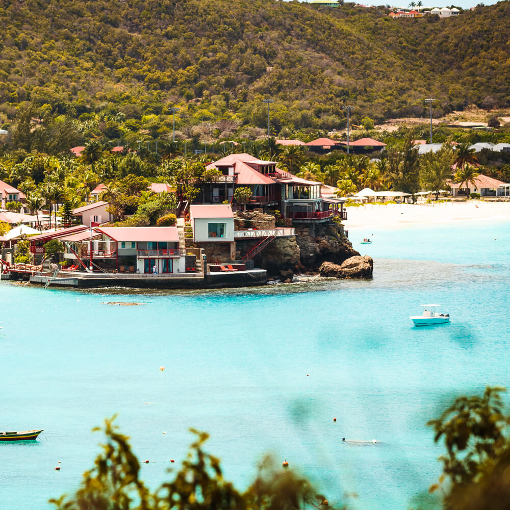 """WILDEST ISLAND IN THE CARIBBEAN - The Island of St. Martin has been colloquially referred to as """"The Las Vegas of the Caribbean"""" because it has great food and great nightlife. Countless nightclubs, pool parties, beach clubs, casinos and of course SXM Festival!"""