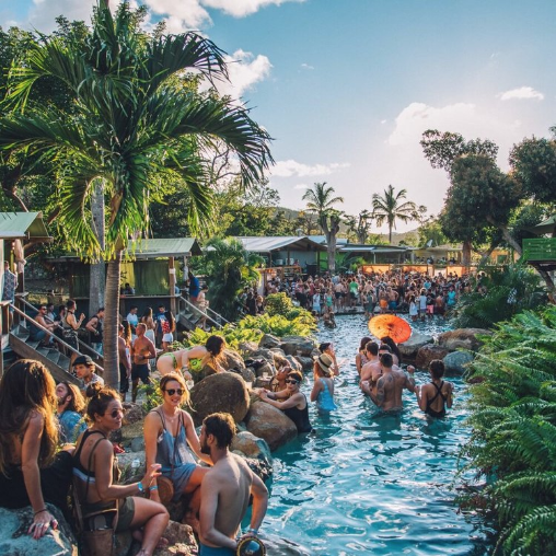 VENUES - With stages on beaches, on boats, in villas, in clubs and nestled in the jungle every moment is unique and is ultimately what sets us apart from any other festival in the world.