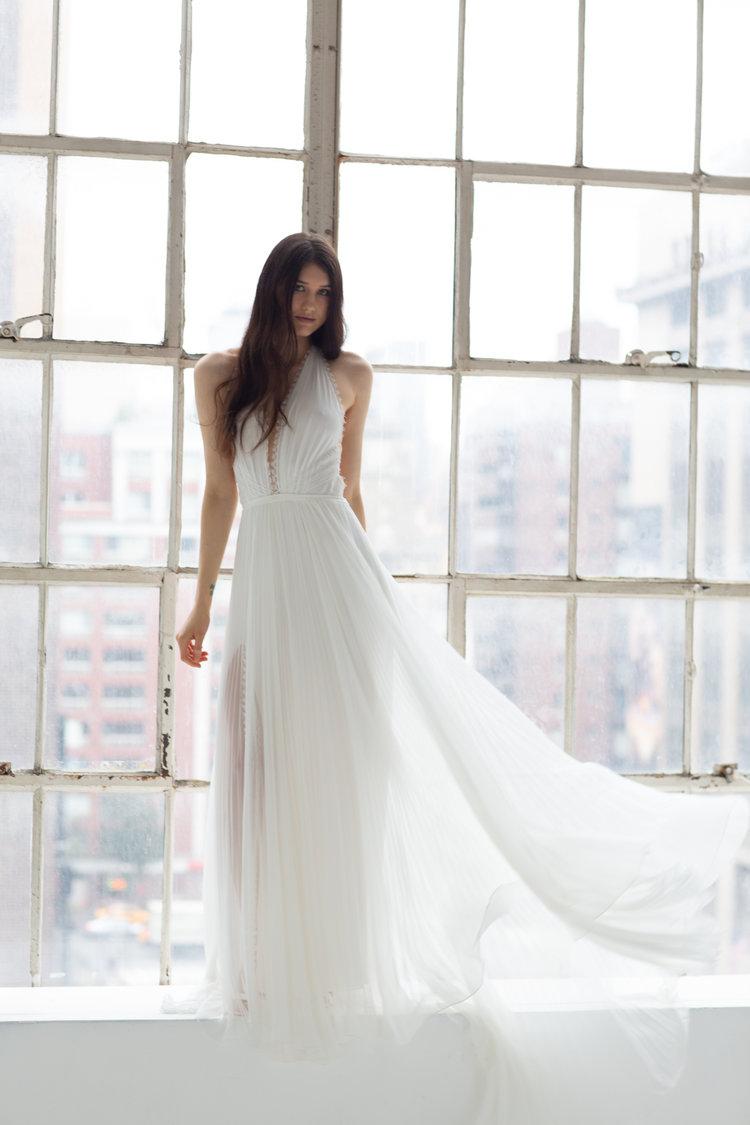 boho vintage wedding dresses