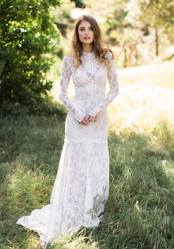 Claire Pettibone Vintage Wedding Dresses at The Bridal Studio Salt Lake City Bridal Shop