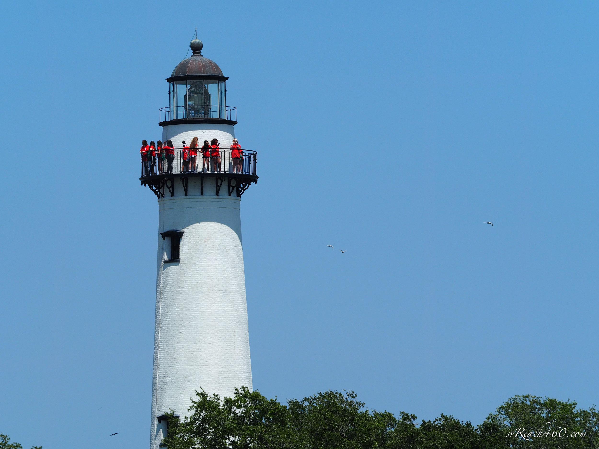 St Simon's Island Lighthouse