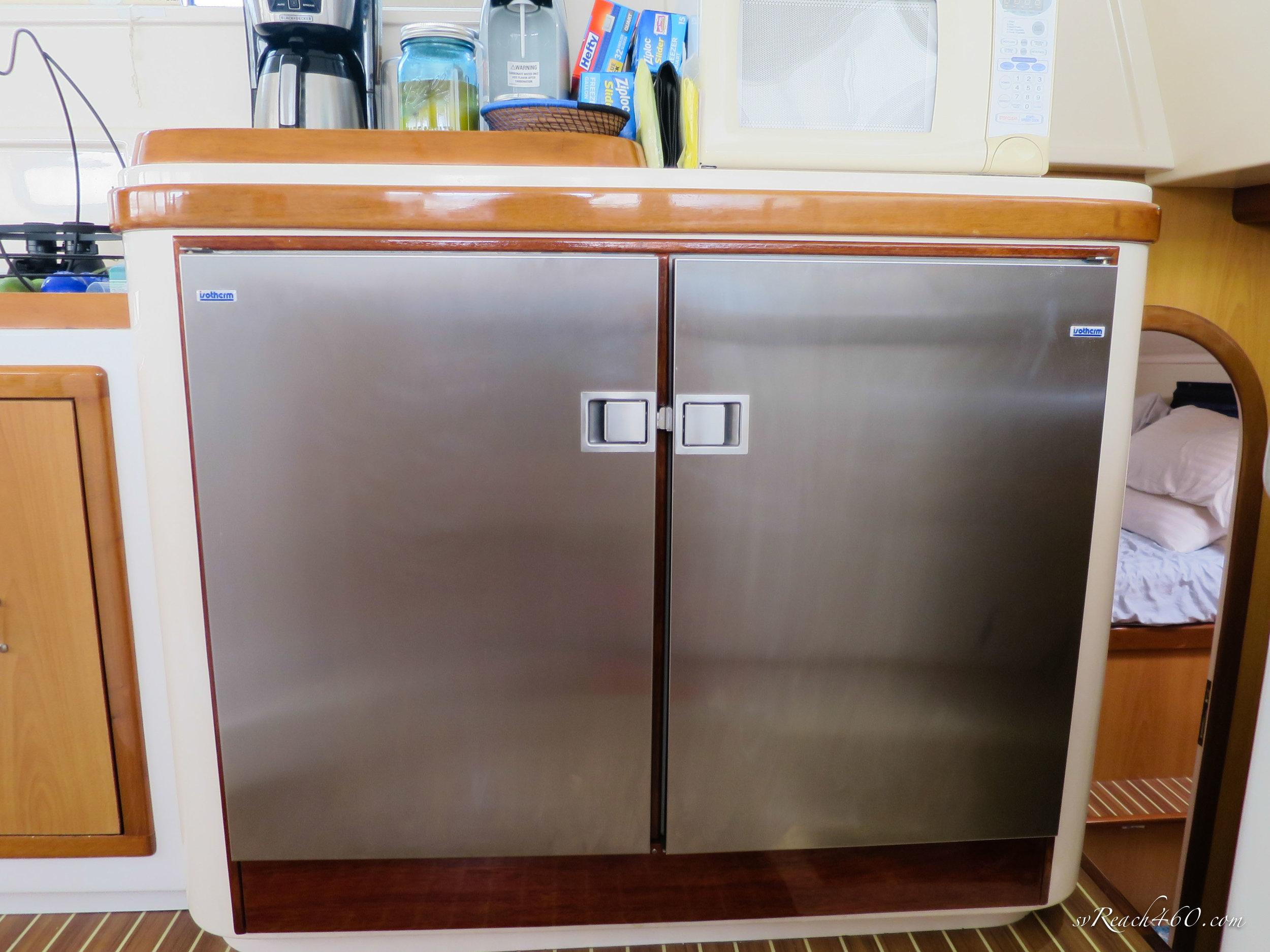 Isotherm freezer/fridge