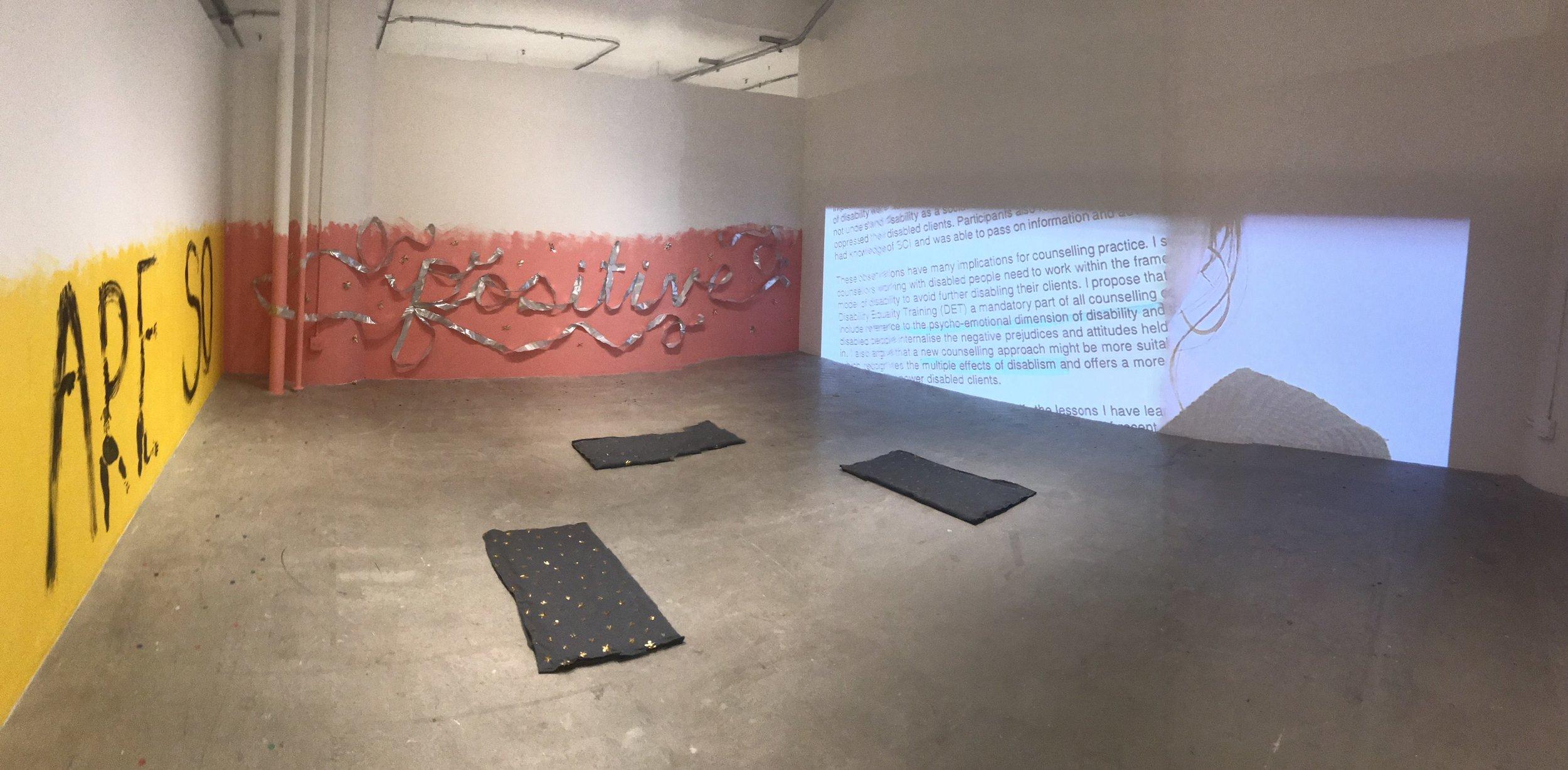 Dis/ Empowered  | Installation, 2019