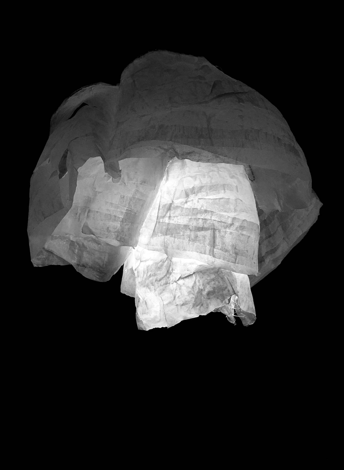 Leg Lamp  | Illuminated Sculpture, 2016