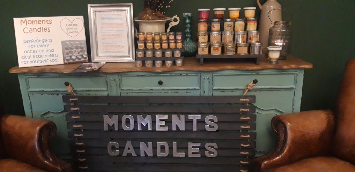 Moments Candles -