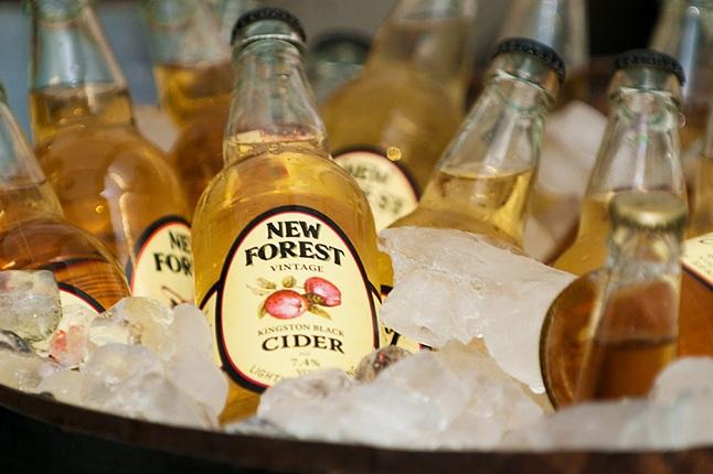 Burley Cider - New Forest cider