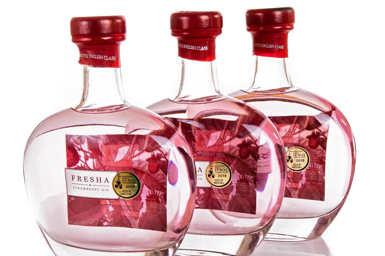 Mr Spain Fresha Gin