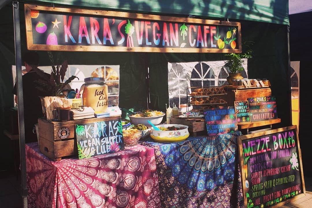 Kara's Vegan Supper Club