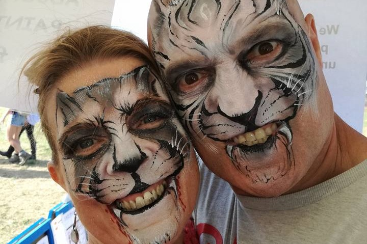 Head Turners Professional Face Painting & Body Art
