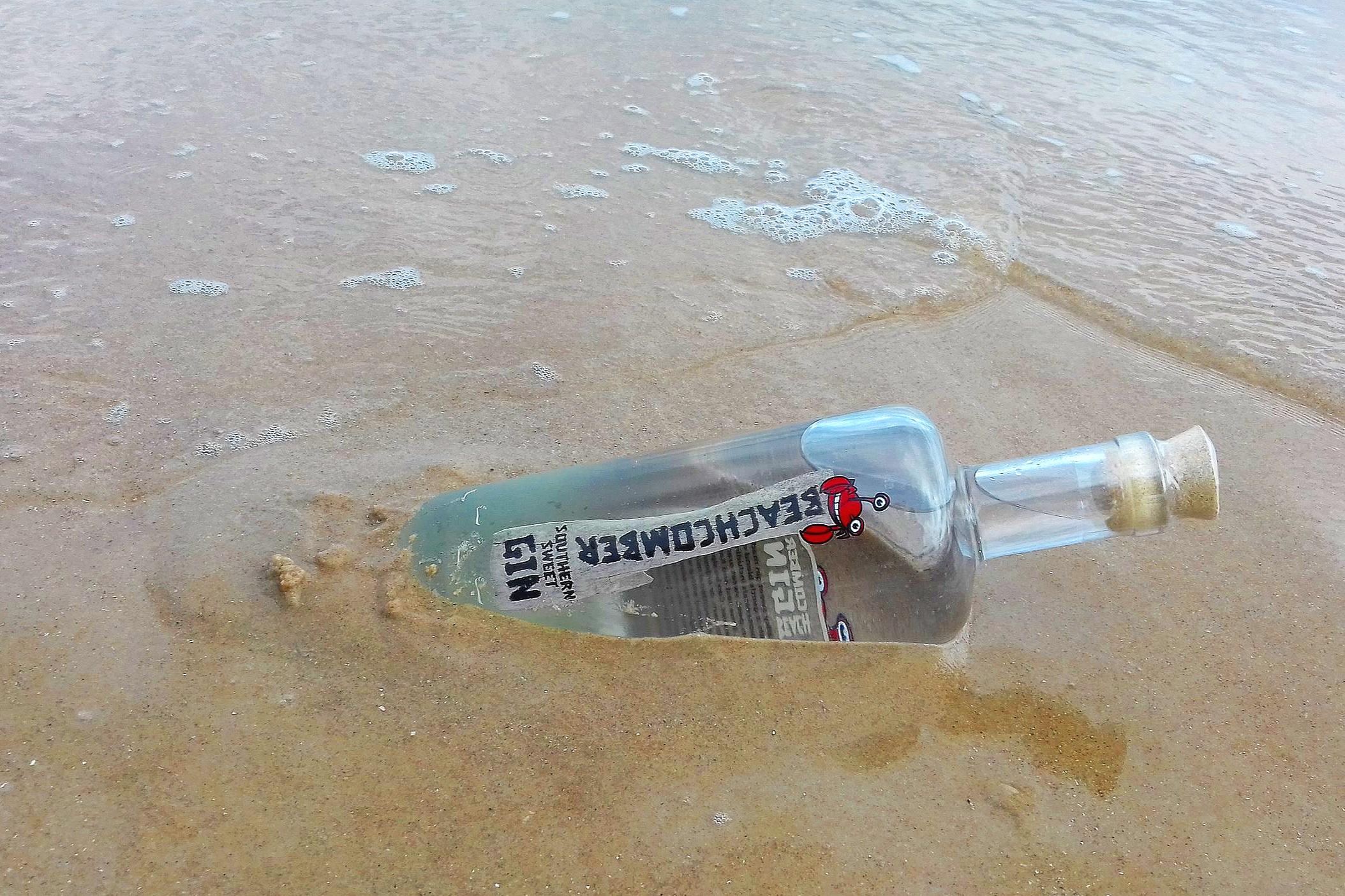 Beachcomber Gin