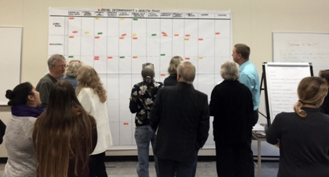 Visioning: Planning Committee - March 2017-November 2017The journey to start a Community Health Network in the Comox Valley began with a group of people who explored what a Community Health Network could be in the Valley and plan community forums to engage more people.