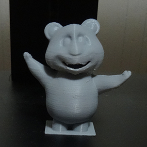 Hug Me Oliver (3D Printed Teddy Bear)