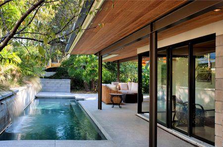 Rectangular Lap Pool