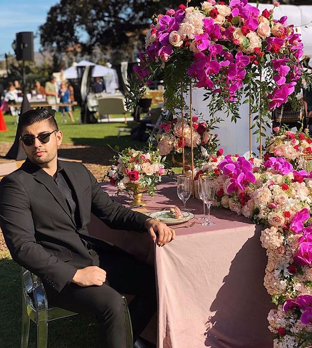 Contact me for your next event! 📞 (805) 746 4941  #flowers #floraldesign #wedding #weddingflowers #centerpieces #weddingcenterpieces #quinceanera #quinceaneradotcom