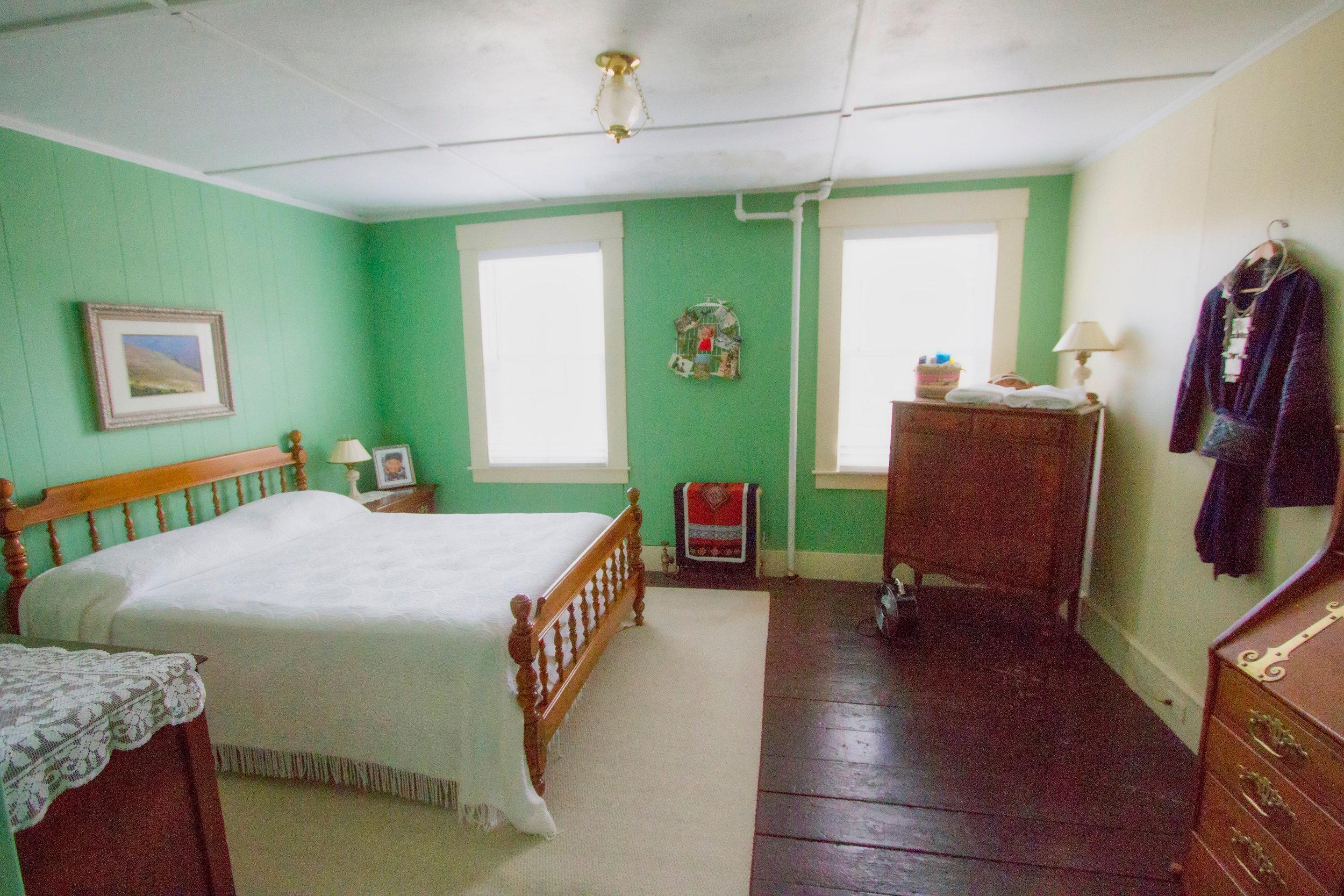 Unique guest rooms