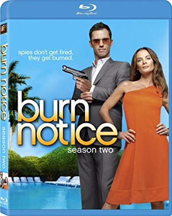 Burn Notice - Season Two   MY ORIGINAL COMPOSITION 'ONE FOR LOUIE' WAS PLACED IN THIS USA TV SERIES