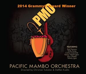 """MY ORIGINAL COMPOSITIONS """"CUANDO ESTOY CONTIGO' AND 'MR.5.0' ARE ON THE 2014 GRAMMY® AWARD WINNING POMO CD"""